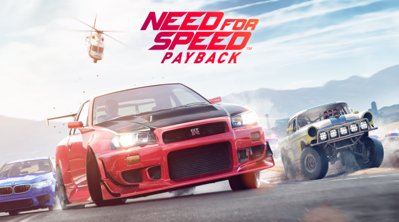 Рецензия на Need for speed Payback